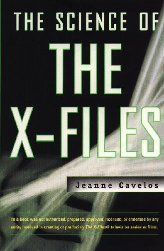 The Science of The X-Files cover